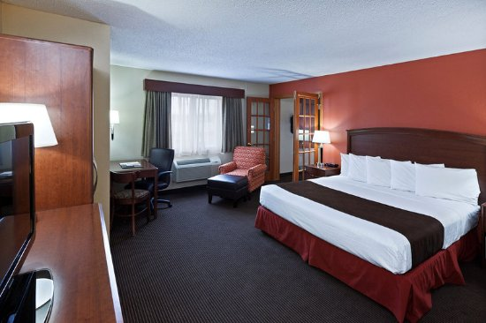 AmericInn Lodge & Suites Bemidji: Guest Room
