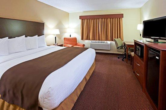 AmericInn Lodge & Suites Fergus Falls - Conference Center: Americ Inn Fergus Falls Standard King