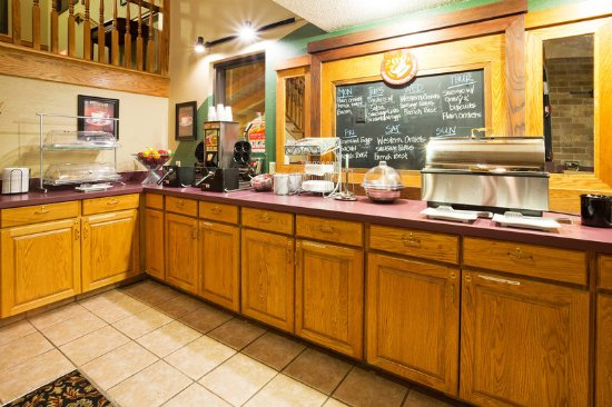 Americ Inn White Bear Lake Breakfast