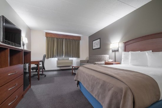 Americ Inn Hutchinson MNQueen Executive