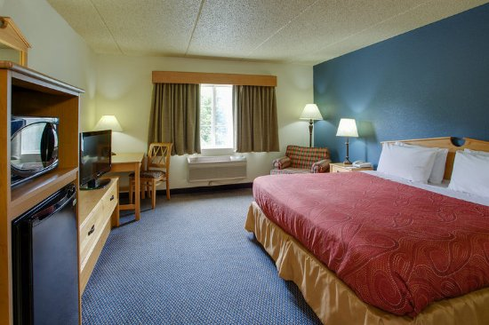 Griswold, CT: Americ Inn CTKing Room