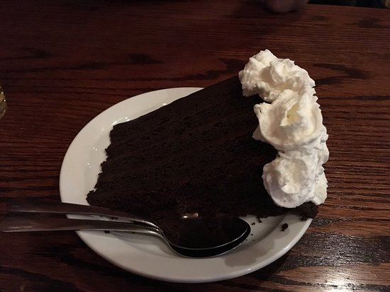 Pinedale, WY: Tarta de chocolate - Tremendamente brutal