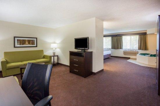 Americ Inn Rhinelander Grand Suite