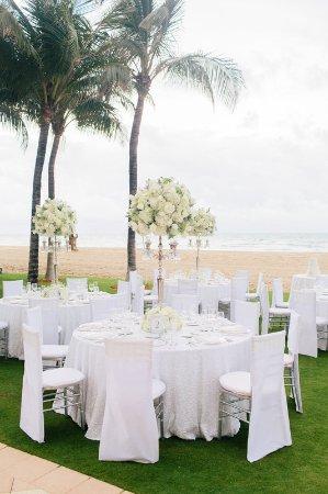 Sunny Isles Beach, FL: Acqualina Wedding