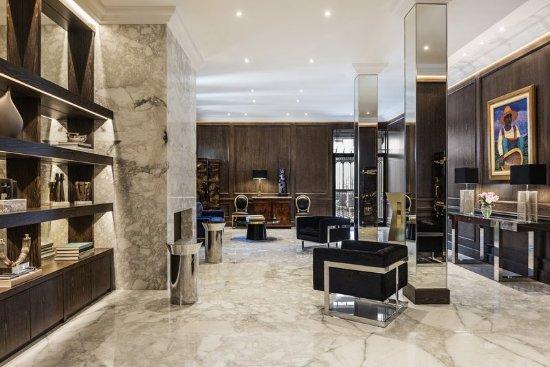 Alvear Palace Hotel: Alvear Lounge