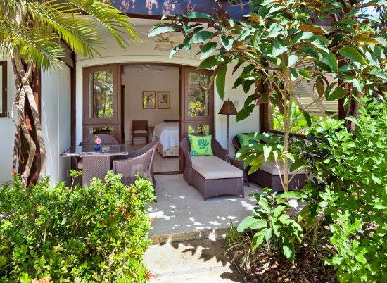 The Sandpiper: Exterior of Garden Room