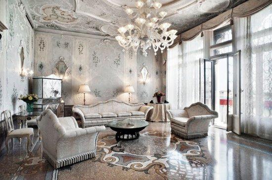 Bauer Hotel: Royal Suite