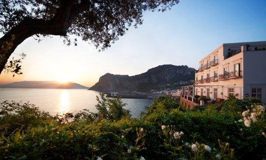 J.K.Place Capri: The View From J.K. Place Capri