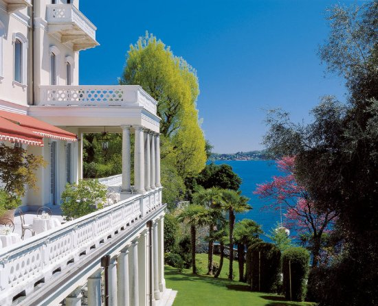 Grand Hotel Majestic: The Terrace