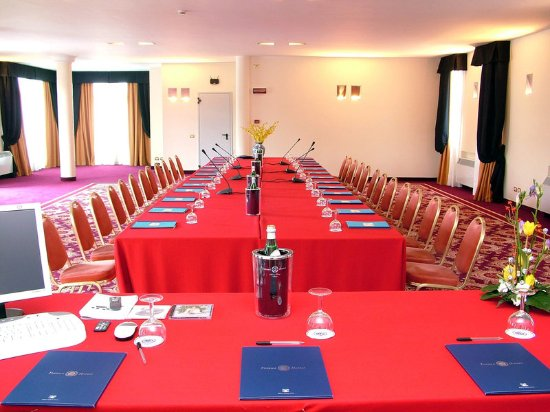 Grand Hotel Trieste & Victoria: Meeting Room Tempio at Grand Hotel Trieste