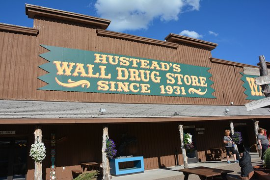 Wall Drug: This is it