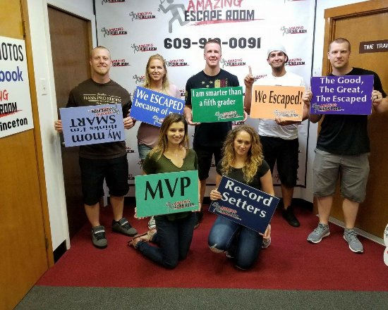 Amazing Escape Room: Picture Of Amazing Escape Room Princeton
