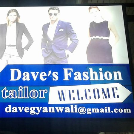 Dave's Fashion Tailor