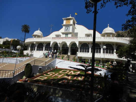 Universal Peace Hall