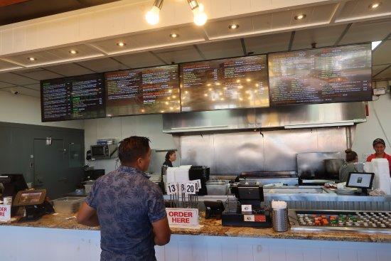 Elkridge, MD: The counter