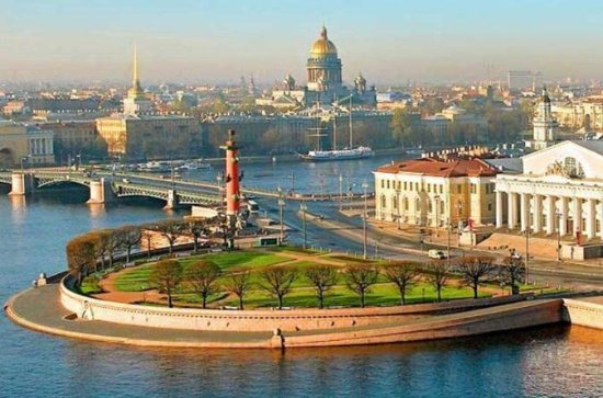 3-Day St. Petersburg Cruise Without a...