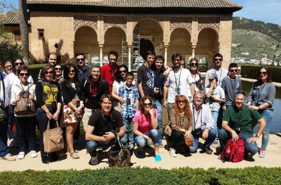 Skip the Line: Alhambra Palace Tour...