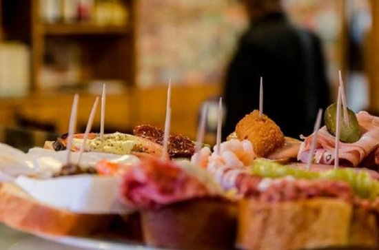 Tour gastronomico a piedi di Bolzano