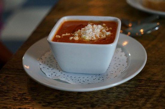 Wellington, Canadá: Tomato Soup