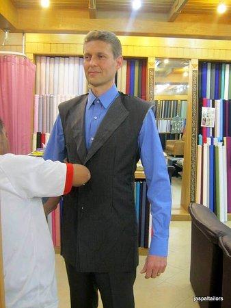Jaspal Tailors Kata/Karon