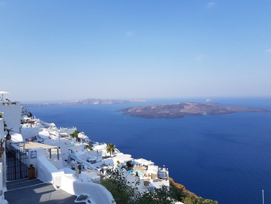 Santorini Kastelli Resort: Hermoso 😍