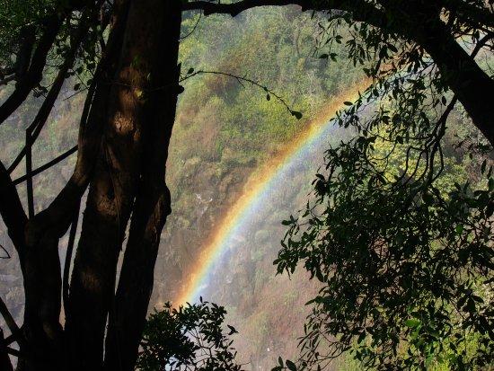 George, Sydafrika: Victoria Falls Rainbow