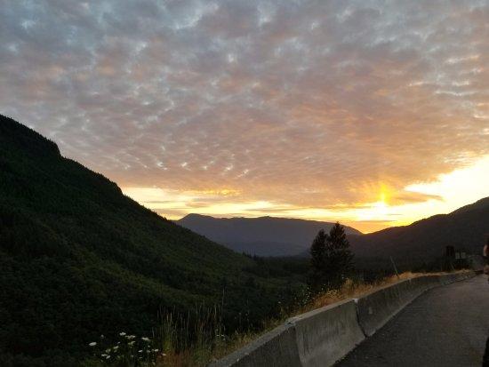 Mount Hood: August 2017