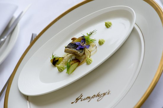 Stoke Poges, UK: Humphry's Dish