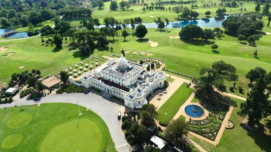 Stoke Poges, UK: Stoke Park