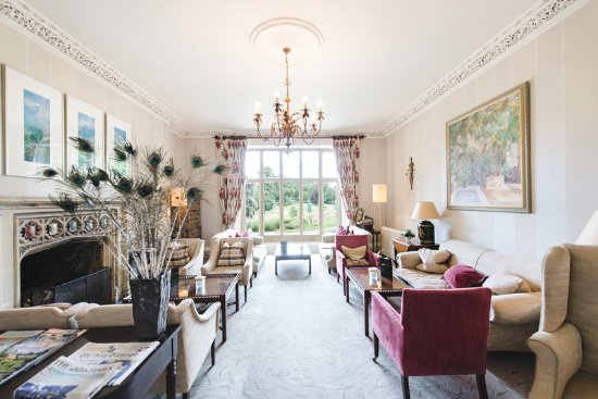 Upper Slaughter, UK: Drawing Room