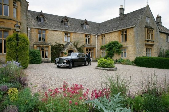 Upper Slaughter, UK: The Lords of the Manor