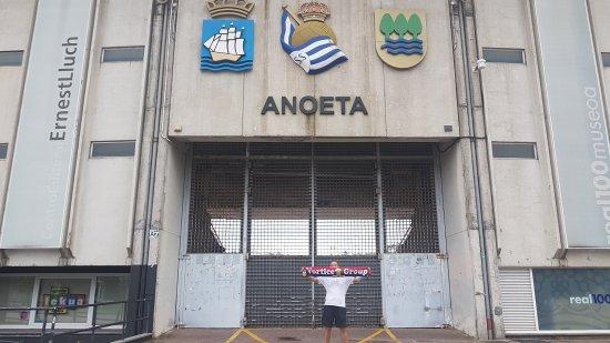 Estadio Anoeta : 20170818_094755_large.jpg