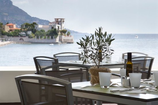 Hotel Royal-Riviera: Jasmin Grill & Lounge