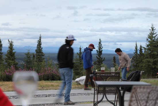Copper River Princess Wilderness Lodge: photo0.jpg