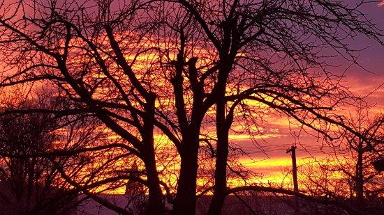 Clyde, Nouvelle-Zélande : Sunrise