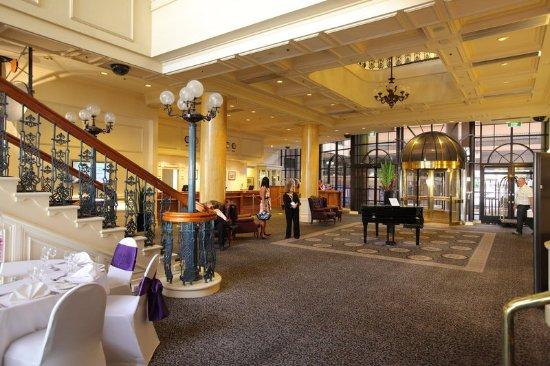 Glenelg, Australia: Hotel Lobby
