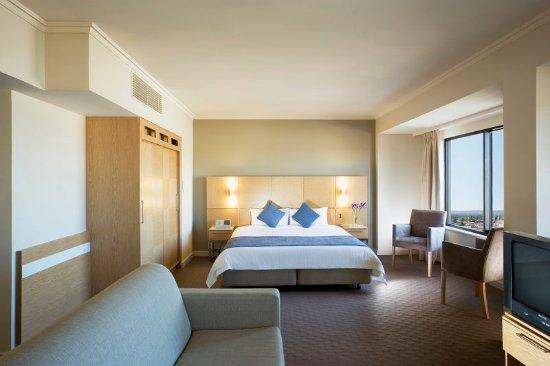 Glenelg, Australia: Raffles Suite