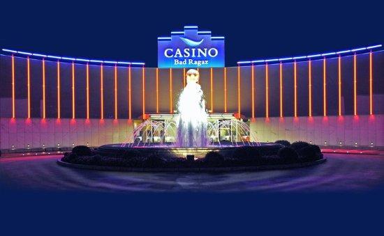 Бад-Рагац, Швейцария: Casino Bad Ragaz