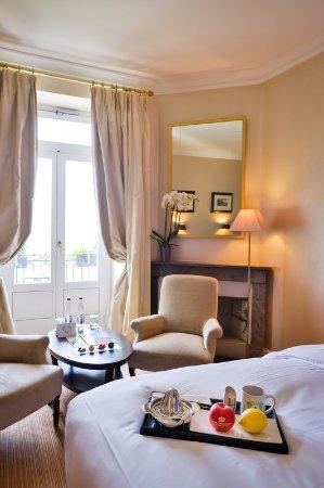 Hotel des Trois Couronnes: Ginger & Lemon