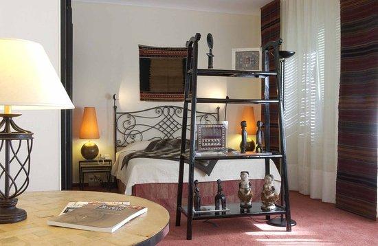 Victoria Hotel: Junior suite