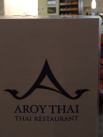 Aroy Thai: The Name of Restaurant