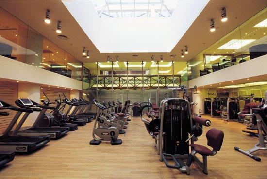 Vouliagmeni, Greece: Fitness Center in SPA area