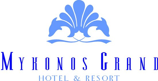 Mykonos Grand Hotel & Resort: Mykonos Grand hotel Logo