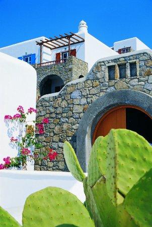 Mykonos Grand Hotel & Resort : Myconian Architectural Design
