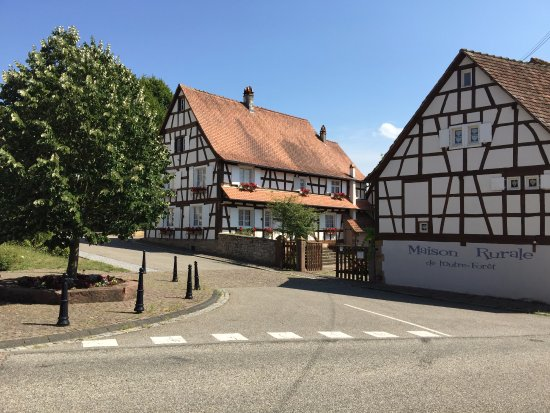 Maison Rurale de l'Outre-Foret