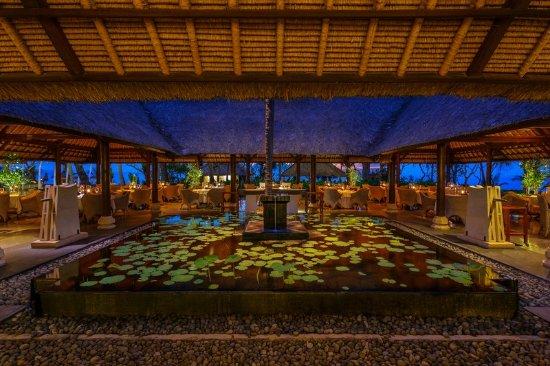 The Oberoi Bali: Restaurant