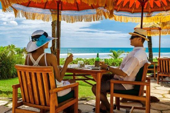 The Oberoi Bali: Beach view