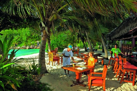 Constance Lemuria: Lemuria Seychelles Takamaka Beach Bar