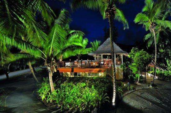 Constance Lemuria: Lemuria Seychelles Seahorse Restaurant