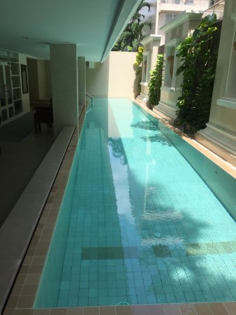 Saladaeng Colonnade: Well maintained & clean pool